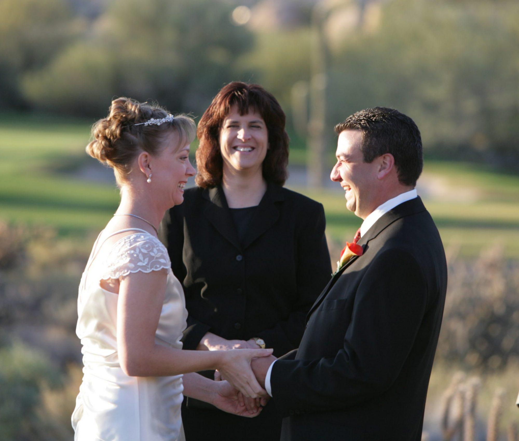 ARIZONA WEDDING OFFICIANTS